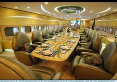 Prince Al-Waleed Bin Talal's $500 Million Custom Airbus Will Blow Your Mind 8 - https://www.facebook.com/different.solutions.page