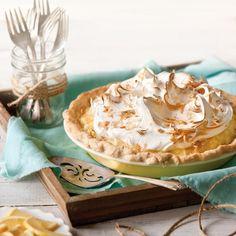 Coconut Lemon Pie
