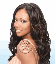 """Freetress Equal Synthetic Delite Weaving Hair 18"""""""