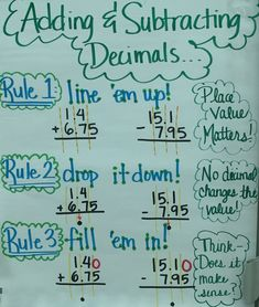 math worksheet : 1000 ideas about adding decimals on pinterest  decimal decimal  : Lining Up Decimals Worksheet