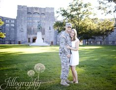 Beautiful Places In The World, Most Beautiful, West Point Wedding, Got Married, Getting Married, United States Military Academy, Golden Hour, Engagement Photos, City Photo