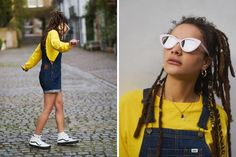 Sasha Lane Shines In Vans X Urban Outfitters Campaign