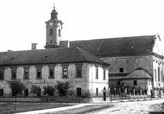 Felsővárosi templom.