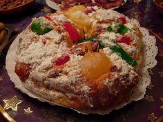 Gâteau-Roi Traditionnel Portugais