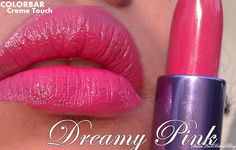 New in Town: Colorbar Creme Touch Dream Pink Review and Swatch