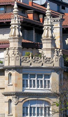 Edificio De La Sota. Gran Vía. Bilbao.