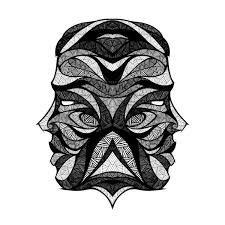Resultado de imagem para tatuagem com o signo de gemeos