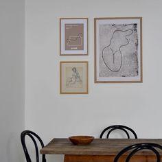 @apieceofjune • Instagram-fényképek és -videók Jean Arp, Daily Mood, Alvar Aalto, Gallery Wall, Wall Decor, Instagram, Frame, Interior, Artist