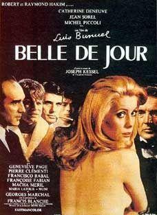 Belle de jour de Luis Bunel, avec Catherine Deneuve