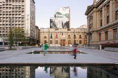 Gallery of Montt Varas Square / PLAN Arquitectos - 1