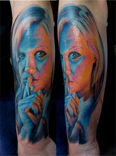 awesome tattoos by Chris Nieves
