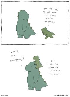 Liz Climo Draws Comics of Animals with Wry Senses of Humor