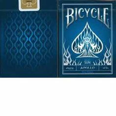 1 BLUE CROWN DECK 2nd EDITION blue deck playing cards