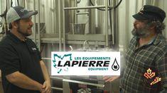 Carl Lapierre, des Équipements Lapierre, partage son expérience et ses trucs pour réussir l'emballage du sirop d'érable en petits contenants comme un pro.