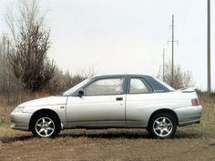 Lada 1106 Coupe (21106-1) '1999–2004