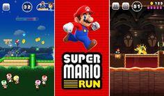 Enfin, Super Mario Run sera lancé le 23 mars sur Android - http://www.frandroid.com/android/applications/jeux-android-applications/418736_enfin-super-mario-run-sera-lance-le-23-mars-sur-android  #Jeux