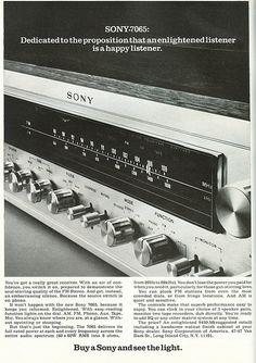 Sony - 1973 by rchappo2002, via Flickr