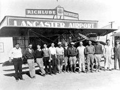 Lancaster Airport_Lancaster, CA