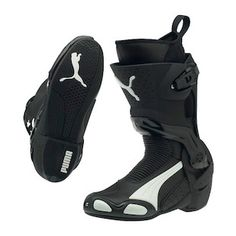 35 New Ideas motorcycle boots puma Bike Boots, Mens Motorcycle Boots, Motorcycle Outfit, Motorcycle Accessories, Motorcycle Equipment, Biker Gear, Cheap Boots, Racing Motorcycles, Pumas Shoes