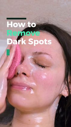 Here's a Great Solution Recommended by Beauty Experts to clear up dark spots, age spots & sun spots. Fitness And Beauty Tips, Health And Beauty Tips, Beauty Care, Beauty Skin, Healthy Skin Tips, Dark Spots On Skin, Facial Wash, Nail Art Designs, Tips Belleza