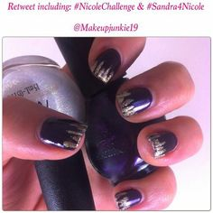 Please VOTE by re-tweeting this mani on TWITTER!