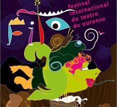 FITO 2016, Programa del Festival Internacional de Teatro de Ourense 2016. Ocio en Galicia | Ocio en Ourense. Agenda de actividades: cine, conciertos, espectaculos