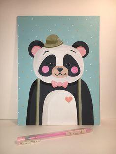Милая Иллюстрация: «Панда»