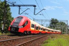 #PESA #elf #EMU #railway #intercity