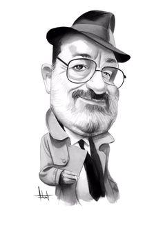 Hoy hace un año de la muerte de Umberto Eco #UmbertoEco #fernandovicente #TalDíaComoHoy 