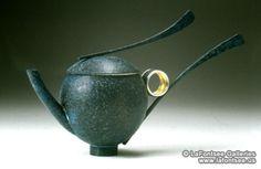 David Huang  ... elegant teapot