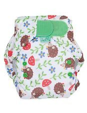 New Frugi Tots Bots V4 HedgeHog In Wellies Reusable Nappy