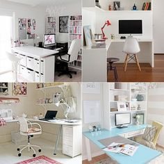 On instagram by dejudecor #homedesign #metsuke (o) http://ift.tt/1JxJcdD inspirações para home office.  #dejudecor #instadesign #instadecor  #homedecor #homeoffice #ideias #inspiração #inspiration #designdeinteriores #interiordesign #cool #instacollage #instapic #escritorio #decoration #decor #decorating #lovedecor #livros #flowers #cute #papeldeparede #escrivaninha #book #papelaria