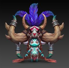 earthcaller Mih (Shaman) project neppy Only diffuse map ,LowPolygon (hand drawn diffuse texture) (Copyright neptune all rights reserved. Character Modeling, 3d Character, Character Concept, Concept Art, 3d Modeling, Chibi Characters, Fantasy Characters, Wireframe, Game Textures