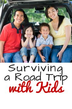 Need tips for surviving road trip with kids? Don't miss these ideas and enter to win a $25 Walmart GC! #FebrezeCar