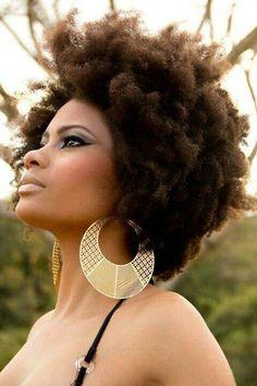 Natural Hair!!! #natural #texture
