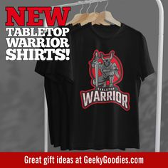 Gamer Shirt, Geek Tshirts, T Shirt, Board Game Geek, Board Games, Tabletop Games, Tabletop Rpg, Warriors Shirt, Gamer Gifts