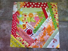 Block for little miss shabby (Corey ) for QJRR | by lolablueocean