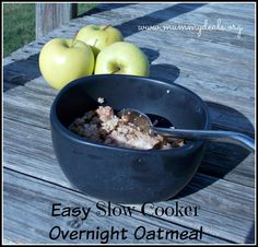 Easy Slow Cooker Ove