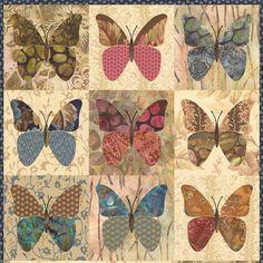 Little Butterflies pattern for sale