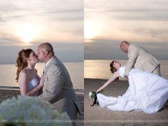 Jocob & Anna's Beach Wedding at Grand Affairs in Virginia Beach