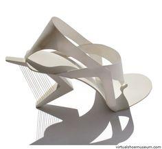 Tea Petrovic Architectural shoe 04 | virtualshoemuseum.com