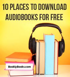 10 Places to Download AudioBooks for FREE - Bookly Books
