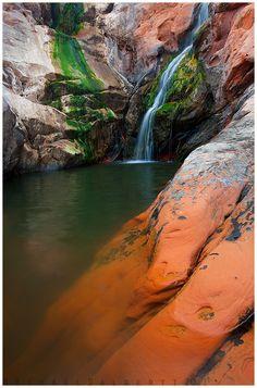 ✯ Gunlock Falls - Utah
