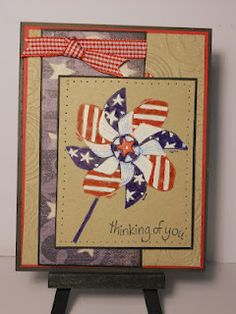 Bits of Cheer: OWH Memorial Day Sketch Bloghop!