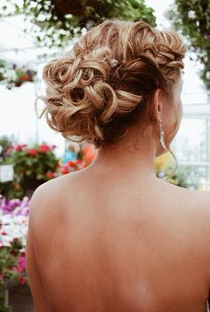 Fine Homecoming Hair On Pinterest Prom Hair Updo 8Th Grade Dance And Short Hairstyles Gunalazisus