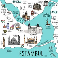 Travel Europe – The Home of Culture – Europe – Visit it and you will love it! Istanbul Travel, Oman Travel, Travel Maps, Travel Usa, Places To Travel, Travel Destinations, Istanbul Map, Travel Stuff, Greece Travel