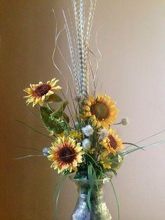Sunflower Grasses $50