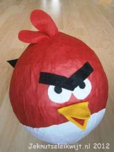 surprise Angry bird