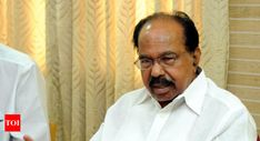 There cannot be a federal front without Congress Veerappa Moily Http://757Live.co/in