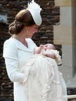 Princess Charlotte's Christening Was Beautiful In More Ways Than One #refinery29  http://www.refinery29.com/2015/07/90186/princess-charlotte-christening